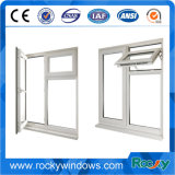 Double Glazed PVC/UPVC Casement Tilt and Turn Glass Window