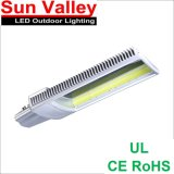 180W Hot Sale LED Street Light UL RoHS Epistar COB