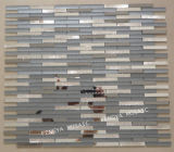 Mirror Crystal Glass Mosaic Tile / Cutting Square Glass Tile Decoration / Popular Shining Wall Crystal Mosaic Tile
