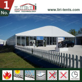 25X40m Dome Event Marquee Tent with Glass Wall for Golf Sport Event