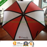 Automatic Open Rain Straight Umbrella with Printed Logos (SU-0023AFS)