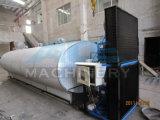 2000L Sanitary to 5000L (elliptical milk cooling tank) Horizontal Milk Cooling Tank (ACE-ZNLG-U2)