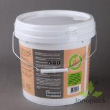 10L Food Plastic Bucket with Lid