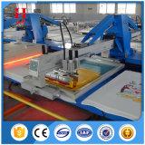 T-Shirt Oval Automatic Silk Screen Printing Machine