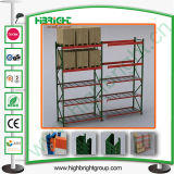 Warehouse Stacking Pallet Rack, Steel Shelves for Storage