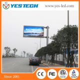 Outdoor Full Color Fixed Traffic LED Display Screen
