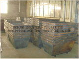 Scaffolding Steel Motar Boxes Exported to Canada