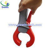 Red Color Mini Clamp on Split Core Current Transformer Current Probe for Current Measurement
