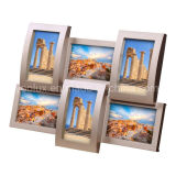 Plastic Multi Openning Home Decoration Picture Photo Collage Plastic Multi Frame