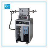 Laboratory 1200c High Temperature High Vacuum Tube Furnace Cy-O1200s-Gzk110