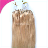Virgin Brazilian Human Hair Micro Ring Hair Extensions