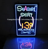 Flashing LED Writing Board LED Menu Board