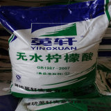 Food grade citric acid anhydrous price