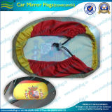 Spain National Flag Car Mirror Cover (B-NF11F14013)