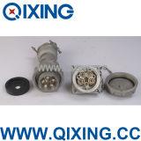 Qixing Aluminium Alloy 3p+E 420 AMP Industrial Plug Supplier