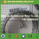 980mm Hot-Dipped Galvanized Spiral Concertina Razor Wire Price