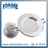 Cheap LED Downlights, Round LED Downlights (F2-3W)