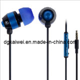 Earphone with Mic and Volume Controller