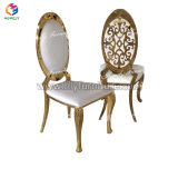 Wedding Banquet Hotel Dining Event Party Stainless Steel Chair