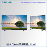 "39 "" 1080P ISDB-T Digital LED TV High Contrast Ratio Ce ETL Certification"
