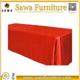 Spun Rectangular Trestle Table Banqueting Tablecloth