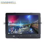 "2560X1600 3G-SDI 10.1"" TFT LCD Monitor for Camera"
