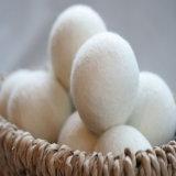 Handmade Green Landry Dryer Ball Felted Wool Dryer Ball