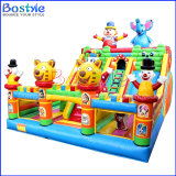 High Quality Kids Inflatable Amusement Park with Ce Certificate