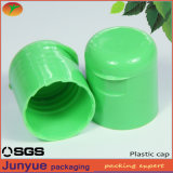 28mm Plastic Bottle Flip Top Screw Caps of Cosmetic and Shampoo