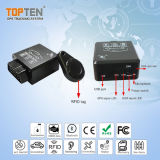 Car Tracking Device OBD2 Sending Fault Code, Real Address on Phone (TK228-ER)