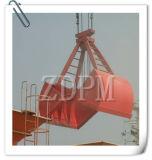 Mechanical Clamshell Grab Grain Leakage-Proof