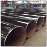 300mm * 12mm Thickness * 12 Meter Length A252 Gr. 3 Steel Pipes Pile