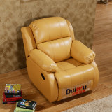 Modern Electronic Recliner Leather Sofa Home Theater Cinema Chair