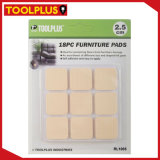 Bulk Felt Pads Furniture Self-Adhesive Chair Felt Pads