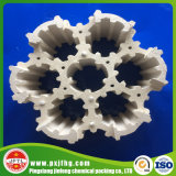 High Efficiency of Light Ceramic Link Ring Chemical Packing
