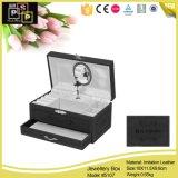 Luxury Music Box Leather Jewelry Gift Box (5107)
