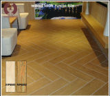 Classical Design Wood Color Ceramic Floor and Wall Tile (MP6552)