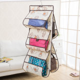 Over The Door Bag Storage Pockets, Wall Door Closet Hanging Storage Bag Organizer, (5 Pockets)