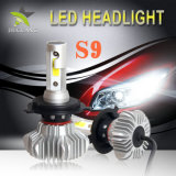 Newst Super Bright 6000lm COB Fan LED Headligt 12V 24V Car H7 LED Headlight