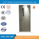 Steel Fire Doors with Peephole