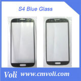 Mobile Phone Glass Lens for Galaxy S4 Blue