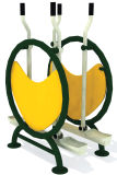 Outdoor Fitness Equipment, Couples Stroll Machine (TY-41078)