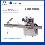 Sami-Automatic Flow Pillow Lollipop Wrapping and Packing Machine Factory