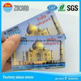 Beautiful Design Lottery PVC Prepaid Scratch Cards
