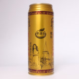 500ml Beverage Cans with Ring-Pull