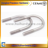 Zinc Plated /Galvanized /HDG Round/Square Type U Bolts