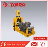Hyraulic Busbar Cutter with Fexible Cutting Base Cwc-200vx