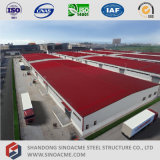 Sinoacme Prefabricated Structural Steel Frame Warehouse