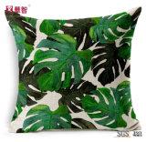 Customized Printing Plantain Leaf Cushions