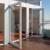 Double Glazing Aluminum Thermal Break Sliding Doors/Aluminium Casement Doors